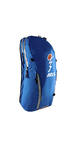 ABS Vario Zip-On 18 Ultralight (2013/2014) Dark Blue/Grey